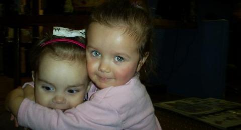 Natalynn Lea Miller 3 years old