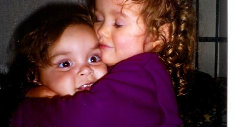 Natalynn Lea Miller 2 years old