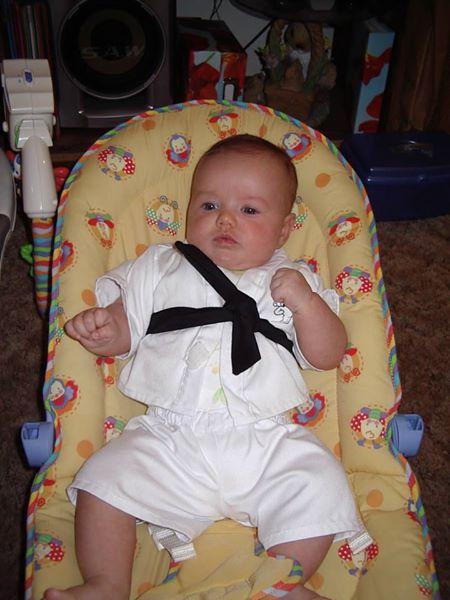 Natalynn Lea Miller 3rd Month