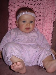 Natalynn Lea Miller 5 Months