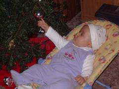 Natalynn's First Christmas