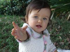 Natalynn Lea Miller 1 year old