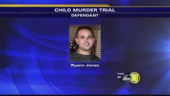 Closing arguments presented in trial of a Visalia man accused murdering a toddler
