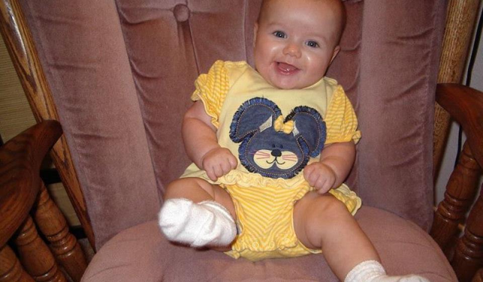 Natalynn Lea Miller 4th Month